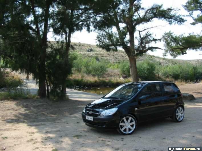 гетс тюнинг - Hyundai фото